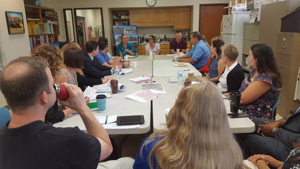 Main Street Resource Team Meeting - May 11, 2017