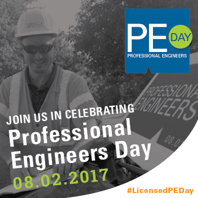 Professional Engineers Day-Square
