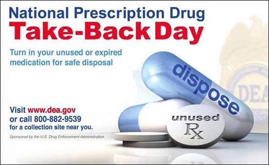 DEA Drug Take-Back
