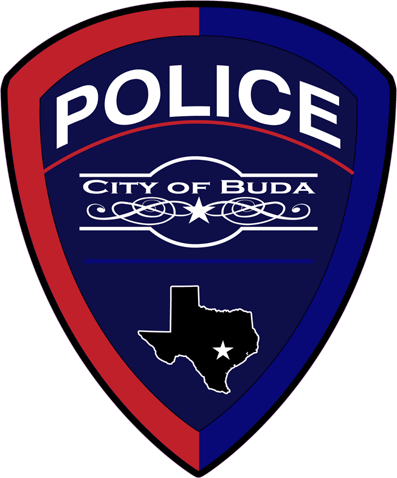 city of buda police badge