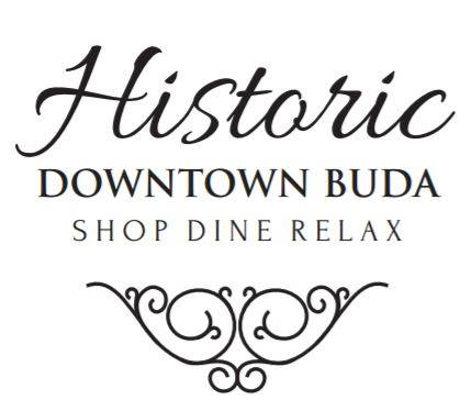 downtown buda logo