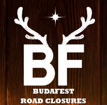 Budafest Road Closures