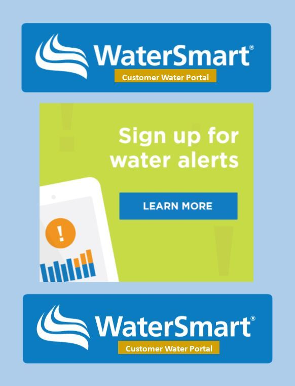 water smart customer portal website