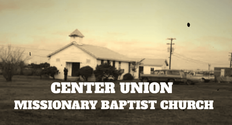 Center Union You Tube Pic