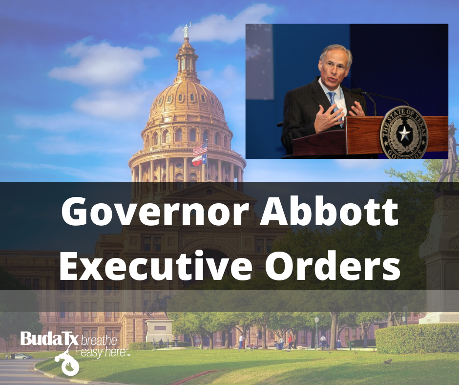 Governor Abbott Executive Order (1)