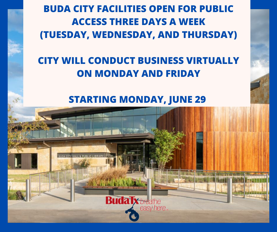 Buda City Facilities