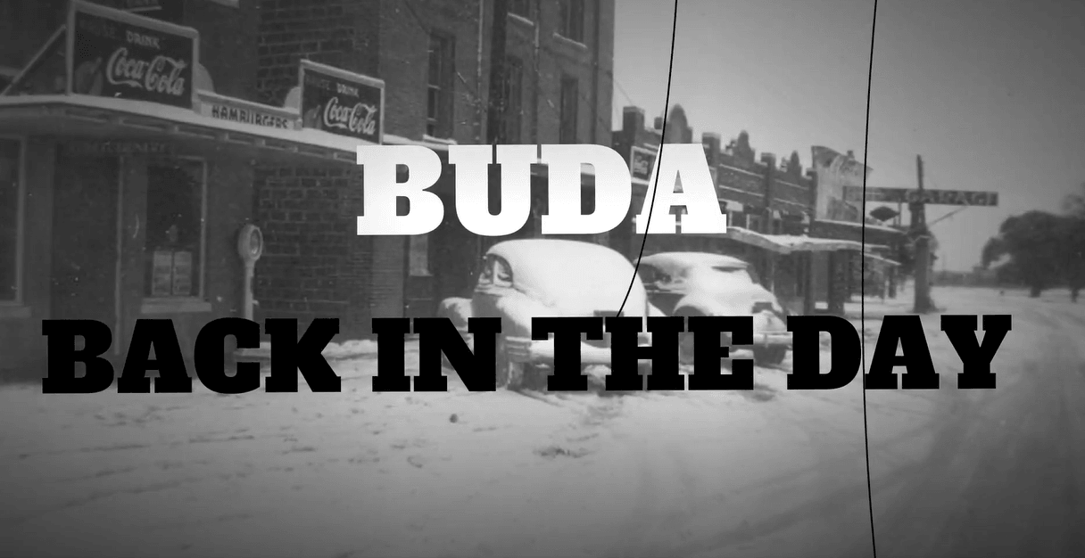 Buda Back in the Day