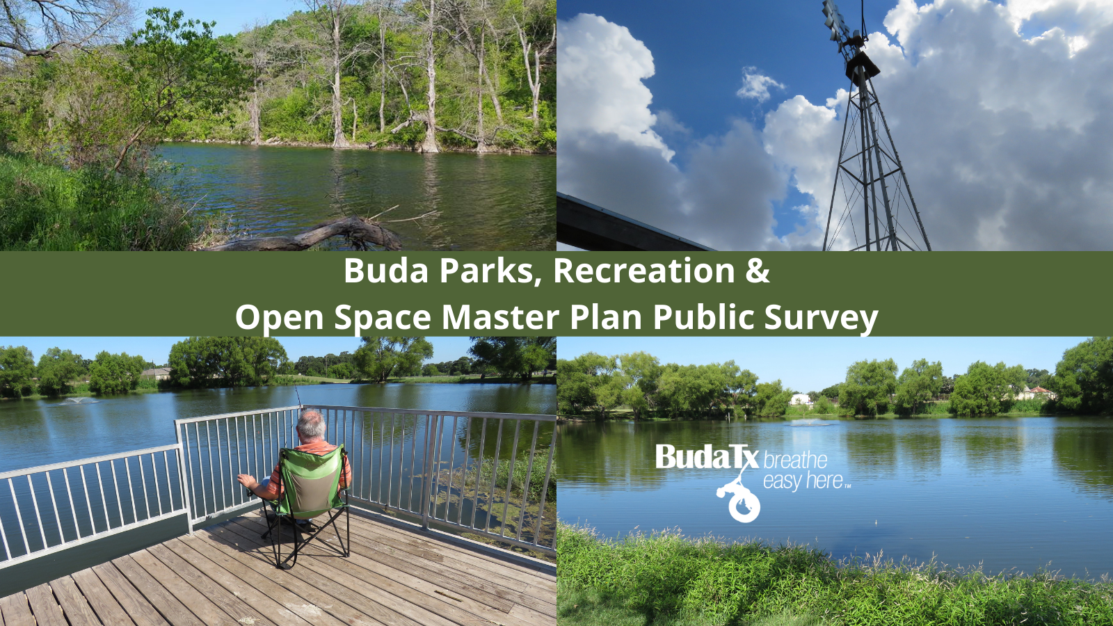 Buda Parks, Recreation and Open Space Master Plan Public Survey