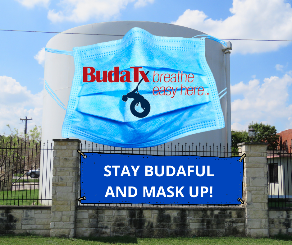 STAY BUDAFUL AND MASK UP! (4)