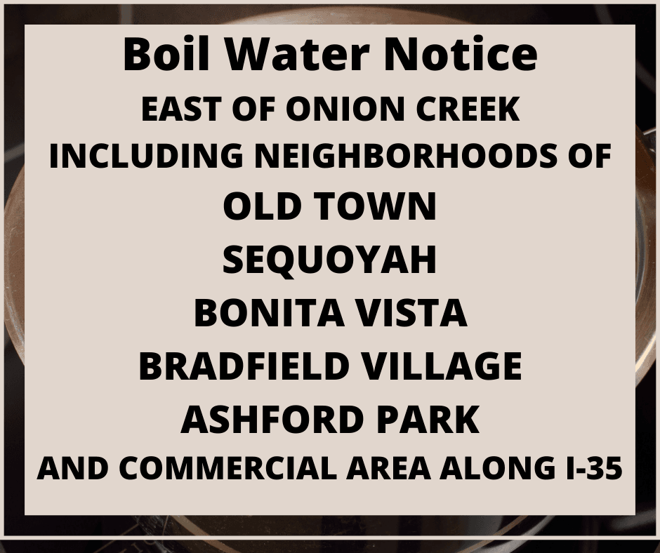 Boil Water Notice (2)
