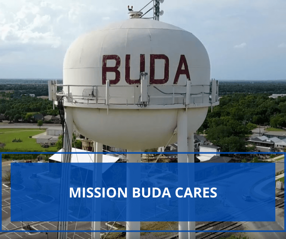 MISSION BUDA CARES